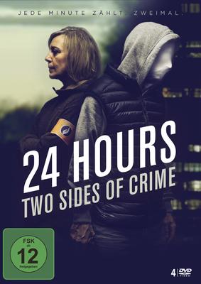 """Jede Minute zählt zweimal: Wir verlosen die spannende belgische Crime-Serie """"24 Hours - Two Sides of Crime"""" auf DVD oder BD"""