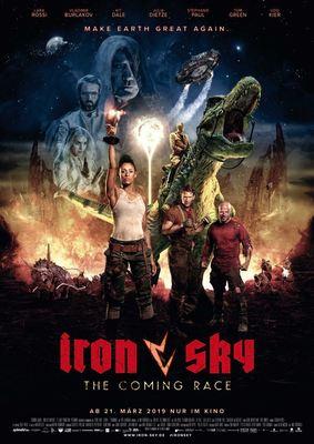 """Die Nazis sind zurück: Wir verlosen zum Kinostart von """"Iron Sky: The Coming Race"""" ein tolles Fan-Paket"""