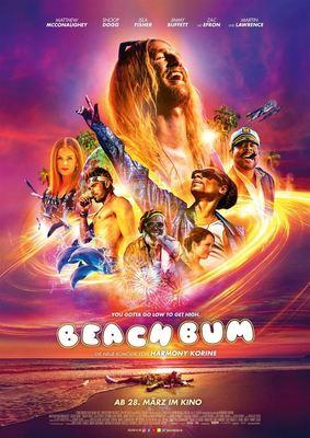 """""""Beach Bum"""" mit Matthew McConaughey: Wir verlosen Filmposter und Reiseführer"""