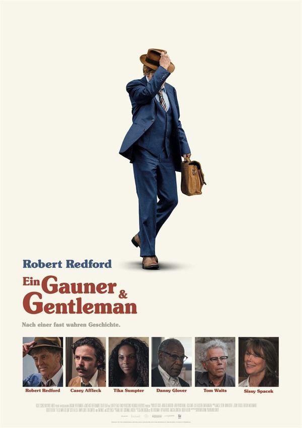 """Robert Redfords letzter Film: Wir verlosen Freikarten zu """"Ein Gauner und Gentleman"""""""