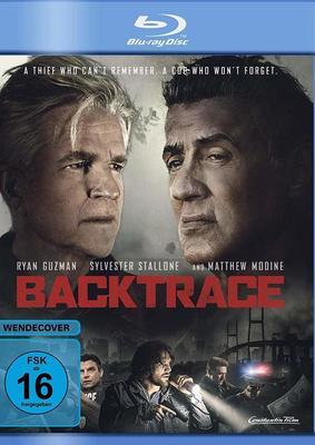 """Amnesie und Sly Stallone: Wir verlosen den Thriller  """"Backtrace"""" auf BD"""