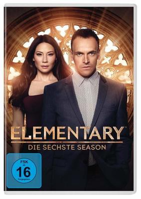 """Gerechtigkeit durch Genialität: Wir verlosen die komplette 6. Staffel von """"Elementary"""" auf DVD"""