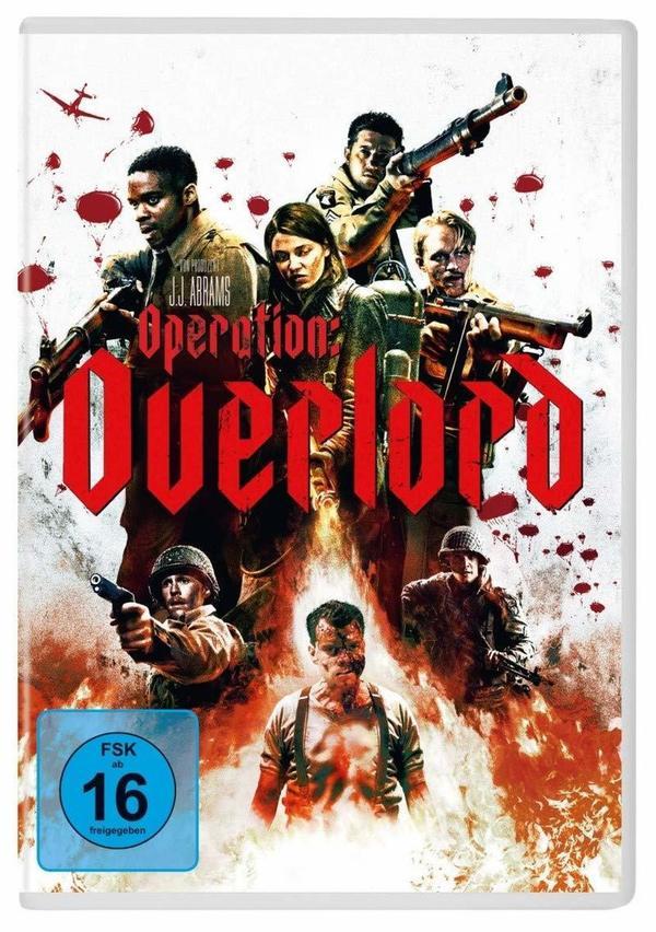 """Zum Heimkinostart von """"Operation: Overlord"""" verlosen wir den Film auf DVD und BD (+ Filmposter)"""