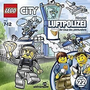 """Für Fans und Kids: Wir verlosen das Hörspiel """"LEGO®City 22: Luftpolizei"""""""