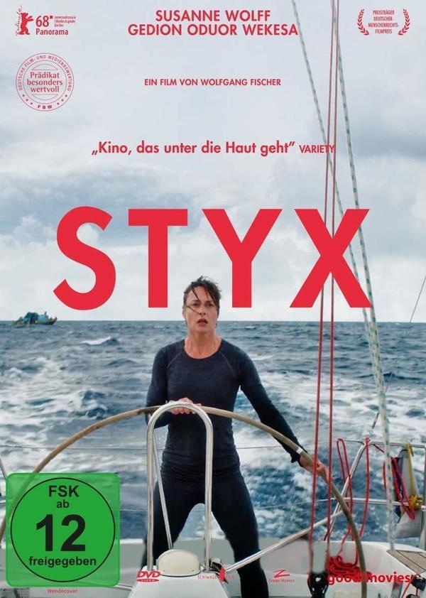 """Entscheidung auf dem Meer: Wir verlosen den emotionalen wie kraftvollen """"Styx"""" auf DVD"""