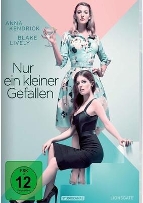 """""""Nur ein kleiner Gefallen"""": Wir verlosen den Thriller mit Anna Kendrick und Blake Lively auf DVD und BD"""