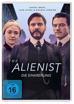 """Wir verlosen Staffel 1 von """" The Alienst - Die Einkreisung"""" mit Daniel Brühl auf DVD"""
