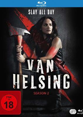 """Schlachtfest: Wir verlosen Staffel 2 von """"Van Helsing"""" auf BD"""