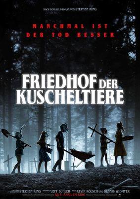 """""""Friedhof der Kuscheltiere"""": Wir verlosen Poster und den Roman von Stephen King"""