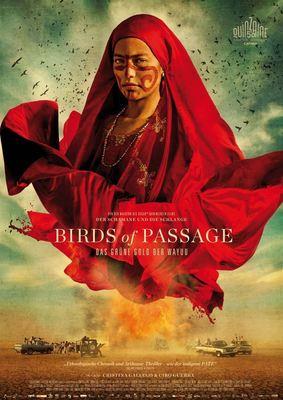 """Visuell kraftvoll: Wir verlosen zum eindringlichen """"Birds of Passage - Das grüne Gold der Wayuu"""" ein tolles Fan-Paket mit Freikarten"""