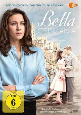 """Drei Generationen, zwei Familien und ein Geheimnis: Wir verlosen den Serien-Dreiteiler """"Bella Germania"""" auf DVD"""