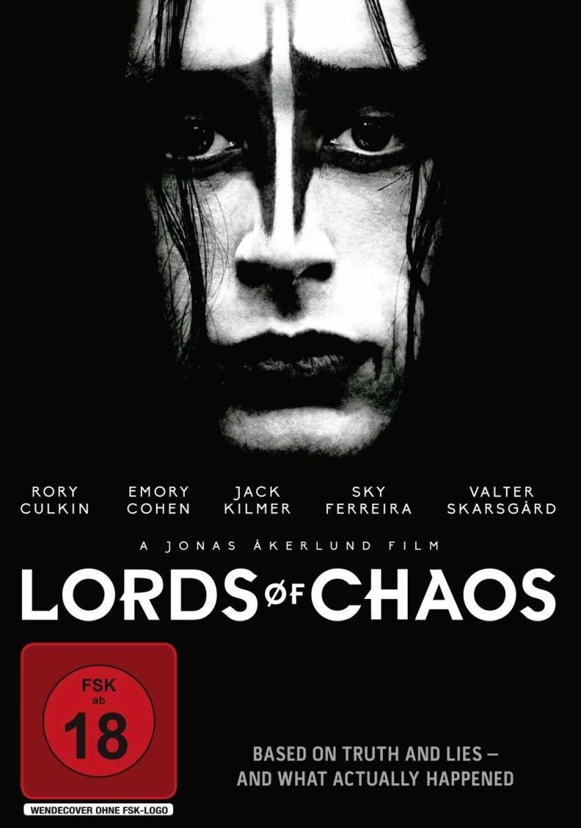 """Truth and Lies: Wir verlosen den bedrückenden """"Lords of Chaos"""" auf DVD"""