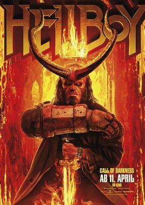 """Der Höllenjunge ist zurück: Zum Kinostart von """"Hellboy - Call of Darkness"""" verlosen wir tolle Fan-Pakete"""