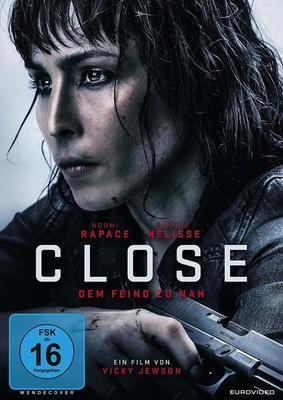 """Beschützen um jeden Preis: Wir verlosen den Action-Thriller """"Close - Dem Feind zu nah"""" auf DVD oder BD"""