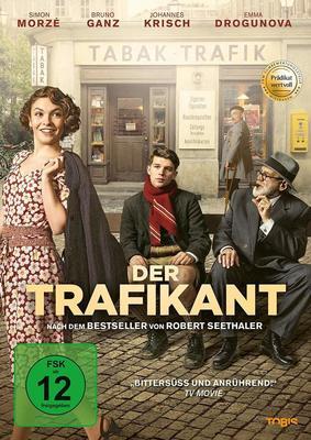"""Nach dem Bestseller von Robert Seethaler: Wir verlosen zum Heimkinostart von """"Der Trafikant"""" ein tolles Fan-Paket"""