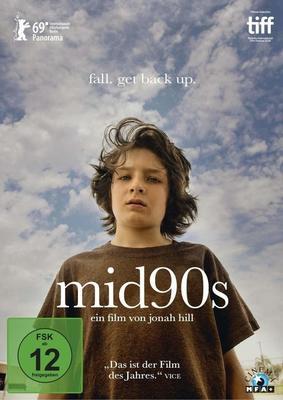 """Coming-of-Age auf dem Skateboard: Wir verlosen das gelungene Drama """"Mid90s"""" auf DVD oder BD"""