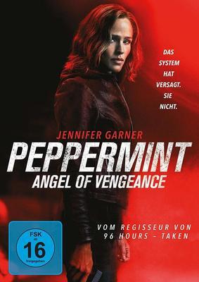 """Gnadenlose Vergeltung: Wir verlosen den Actioner """"Peppermint - Angel of Venegeance"""" auf DVD oder BD"""
