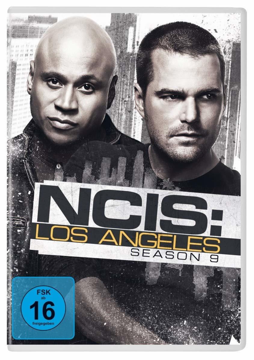 """Das Verbrechen schläft nie: Wir verlosen die neunte Staffel der Crime-Serie """"Navy CIS Los Angeles"""""""