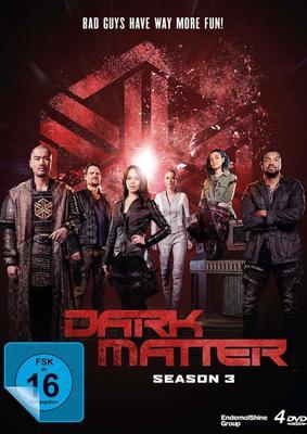 """Bad Guys have way more fun: Wir verlosen die dritte Staffel der Sci-Fi-Serie """"Dark Matter"""""""