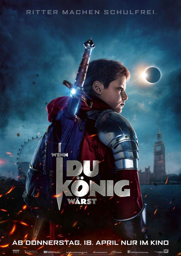 """Das legendäre Schwert von König Arthur: Zum Kinostart von """"Wenn du König wärst"""" verlosen wir Fan-Pakete - inklusive Freikarten"""
