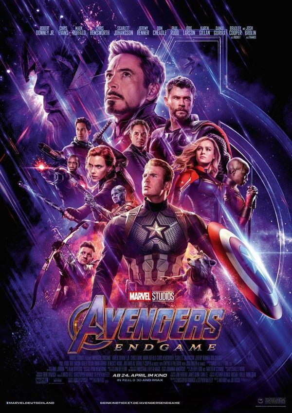 """Das Warten hat ein Ende: Zum Kinostart des heiß erwarteten """"Avengers 4: Endgame"""" verlosen wir tolle Fan-Pakete"""