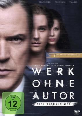 """Sieh niemals weg: Wir verlosen den Florian Henckel von Donnersmarck Film """"Werk ohne Autor"""" auf DVD oder BD"""