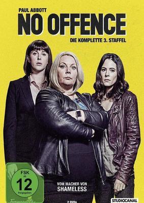 """Frauen-Power: Wir verlosen die dritte Staffel der Crime-Serie """"No Offence"""" auf DVD oder BD"""