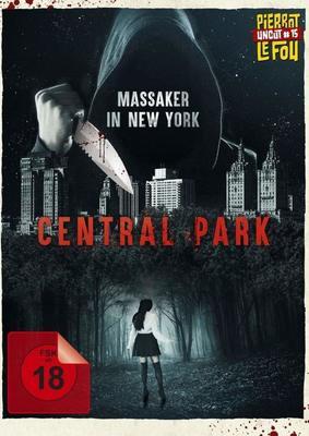 """Mitten in der Großstadt: Wir verlosen den Horror-Slasher """"Central Park - Massaker in New York"""" auf DVD oder BD"""