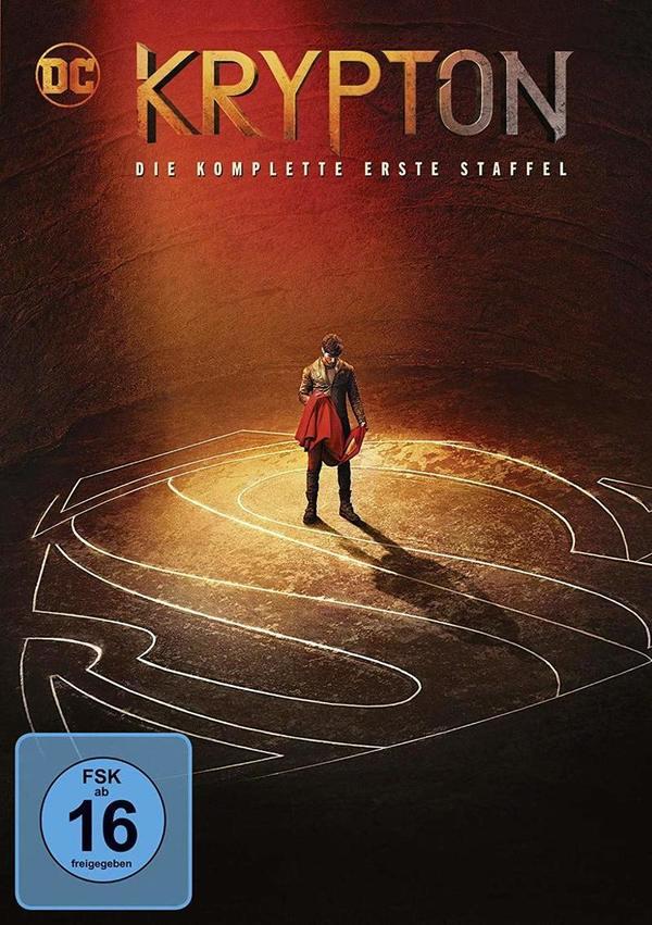 """Zwei Generationen vor Superman: Wir verlosen die erste Staffel der Sci-Fi-Serie """"Krypton"""" auf DVD oder BD"""