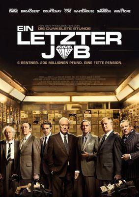 """Verbrechen ist keine Frage des Alters: Zum Kinostart des Heist-Movies """"Ein letzter Job"""" verlosen wir Freikarten"""