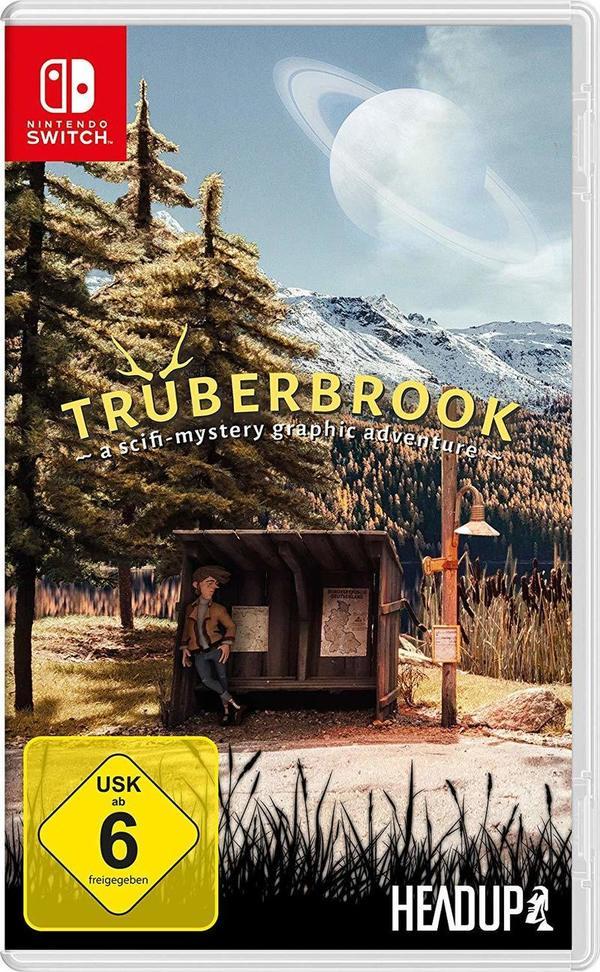 """Gewinne das prämierte Mystery-Adventure """"Trüberbrook"""" für Nintendo Switch!"""