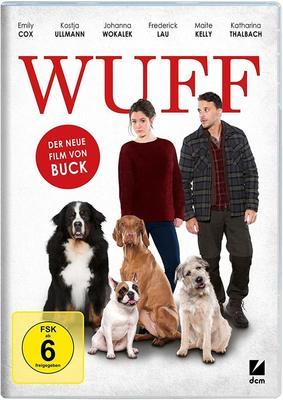 """Mit Herz und Hund: Wir verlosen die romantische Komödie """"Wuff"""" auf DVD oder BD"""
