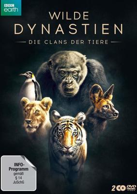"""Die Geschichte der Naturdokumentation wird neu geschrieben: Wir verlosen """"WILDE DYNASTIEN - Die Clans der Tiere"""" auf DVD oder BD"""