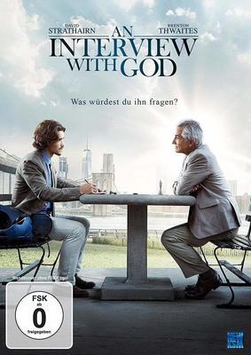 """Ein ganz besonderes Interview: Wir verlosen """"An Interview with God"""" auf DVD oder BD"""