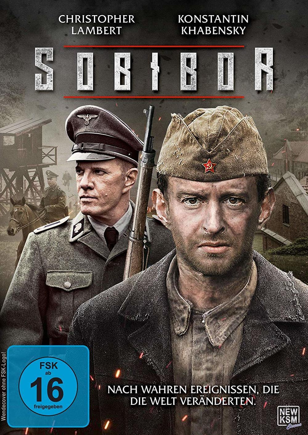 """Entkommen aus der Hölle: W ir verlosen das Kriegs-Drama """"Sobibor"""" auf DVD oder BD"""