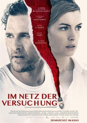 """Schatten der Vergangenheit: Zum Kinostart des Mystery-Thrillers """"Im Netz der Versuchung"""" verlosen wir Freikarten"""