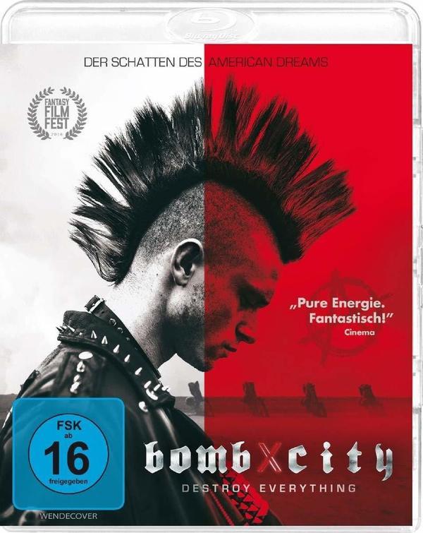 """Destroy Everything: Wir verlosen das fantastische Indie-Drama """"Bomb City"""" auf BD"""