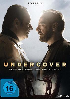 """Hochspannung aus Holland: Wir verlosen Staffel 1 von """"Undercover"""""""