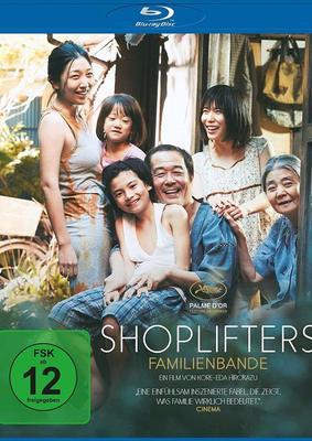 """Der Sieger aus Cannes: Wir verlosen """"Shoplifters - Familienbande"""" auf BD"""
