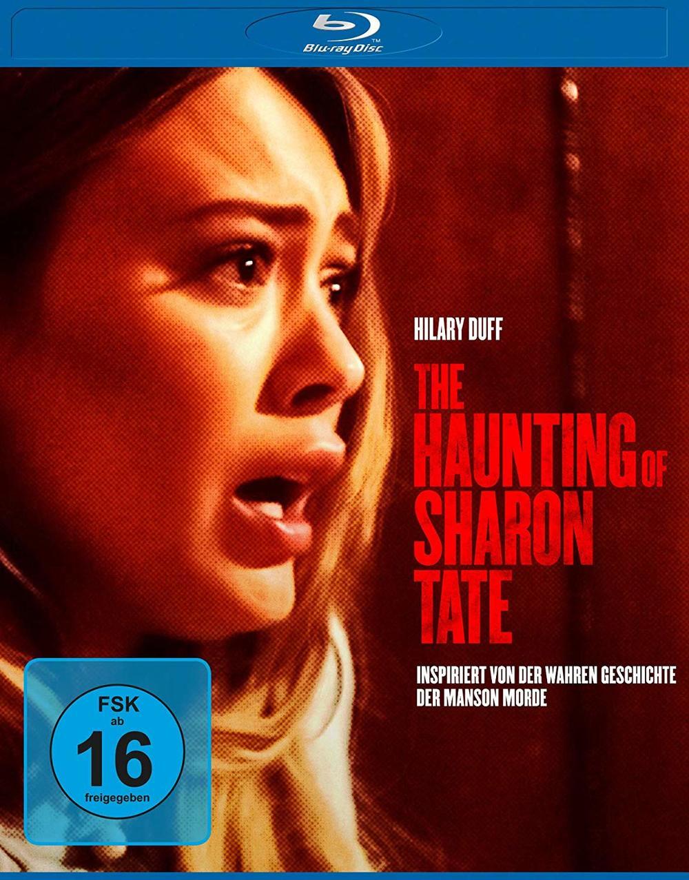 """Wir verlosen den Thriller """"The Haunting of Sharon Tate"""" mit Hilary Duff auf BD"""