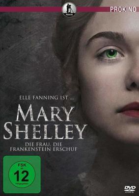 """Wir verlosen das Biopic """"Mary Shelley - Die Frau, die Frankenstein erschuf"""" auf DVD und BD"""