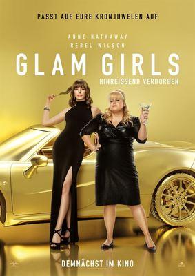 """Zum Kinostart von """"Glam Girls – Hinreißend verdorben"""" verlosen wir zwei prickelnde Fanpakete"""
