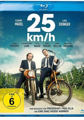 """Noch einmal Vollgas?: Wir verlosen die deutsche Komödie """"25 km/h"""" auf BD"""