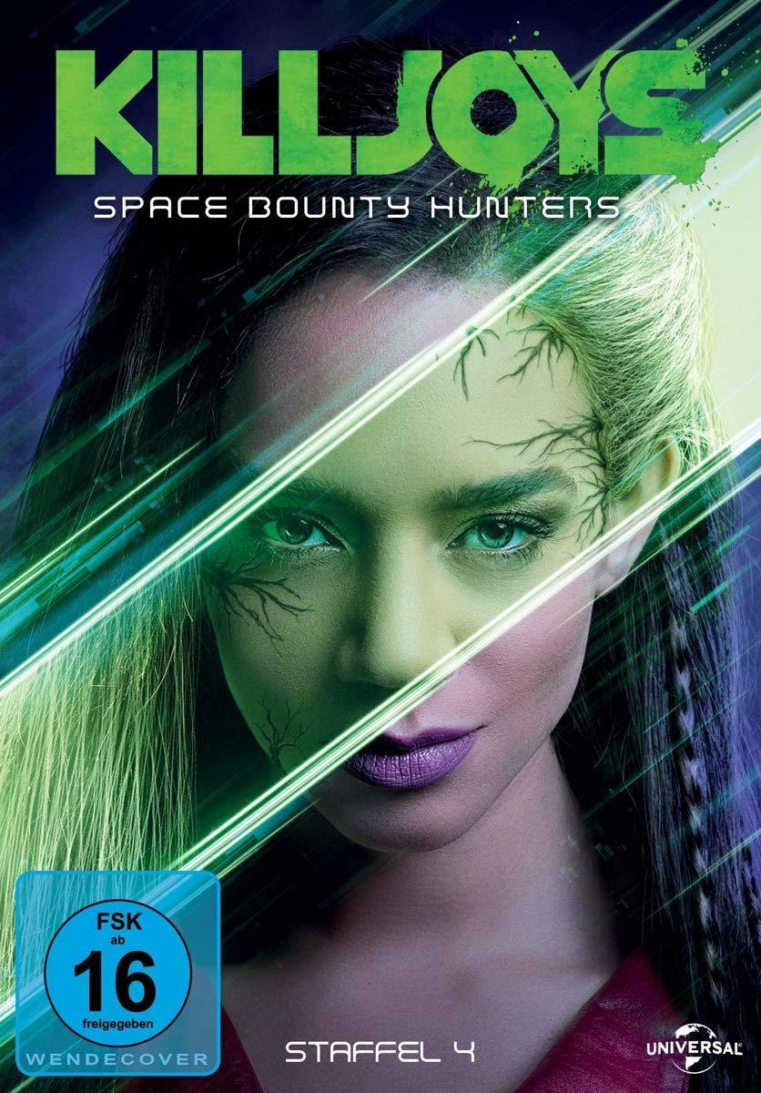 """Kampf um das Quad: Wir verlosen die vierte Staffel der Sci-Fi-Serie """"Killjoys - Space Bounty Hunters"""""""