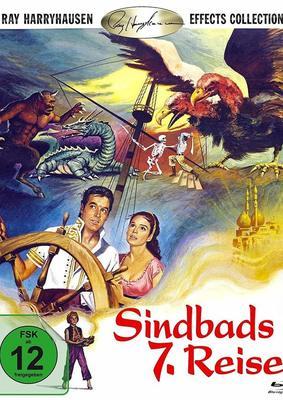 """Zyklopen, Magier und Skelette: Wir verlosen das Kult-Abenteuer """"Sindbads 7. Reise (The 7th Voyage of Sinbad)"""" auf BD"""