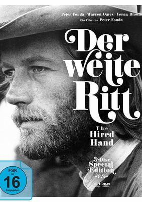 """Schatten der Vergangenheit: Wir verlosen den Western-Klassiker """"Der weite Ritt"""" als Mediabook"""