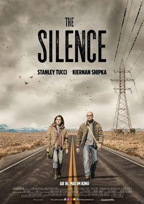 """Absolute Stille: Zum Kinostart von """"The Silence"""" verlosen wir den Roman - und zwar Signiert"""