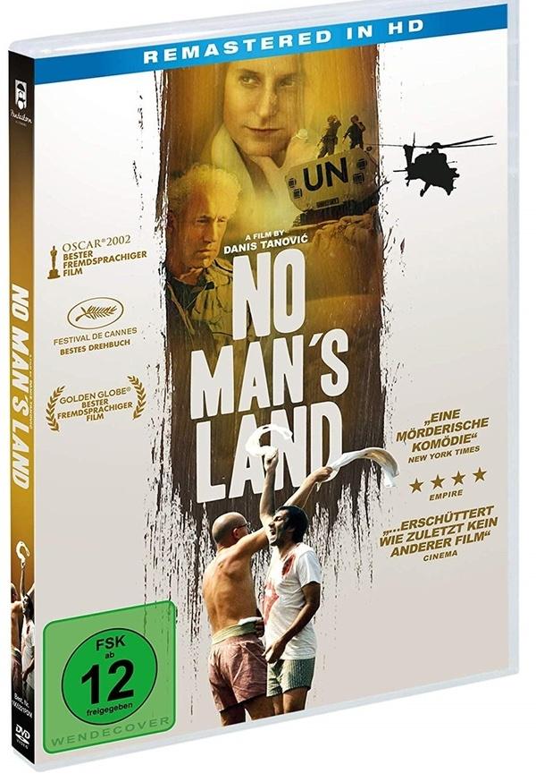 """Verloren im Krieg: Wir verlosen den Klassiker """"No Man's Land"""" auf DVD"""