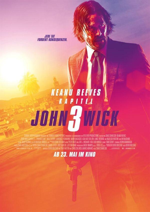 """Parabellum: Zum Kinostart von """"John Wick: Kapitel 3"""" verlosen wir tolle Fan-Pakete"""