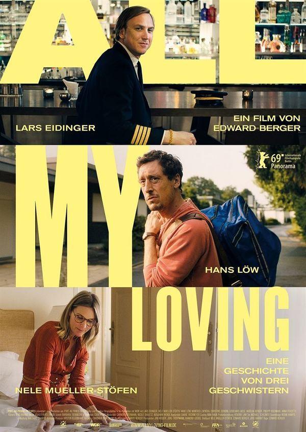 """Zwischenmenschliche Unfähigkeit: Zum Kinostart von """"All My Loving"""" verlosen Freikarten"""